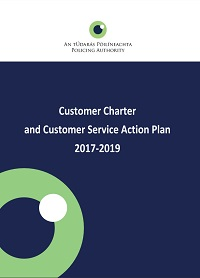 Customer Charter and Customer Service Action Plan