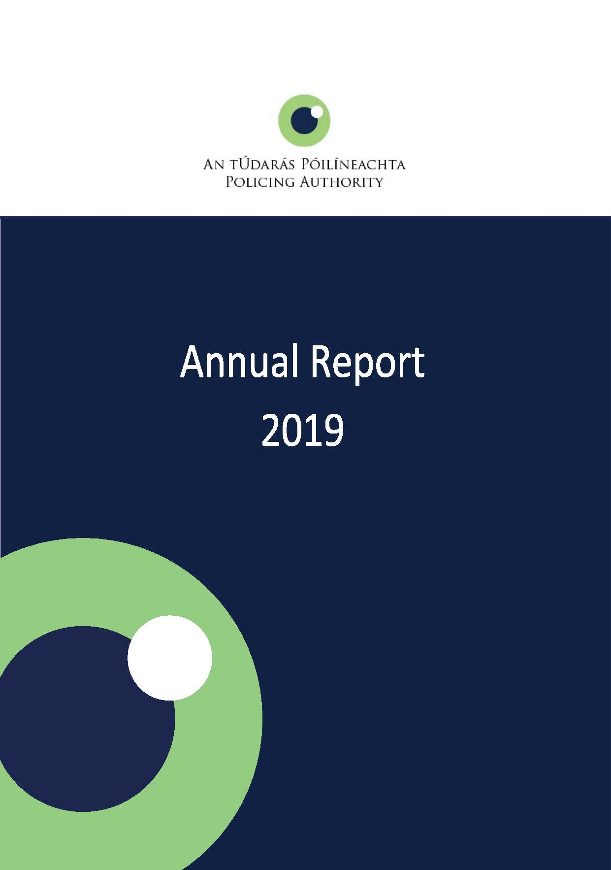 Policing Authority Annual Report 2019