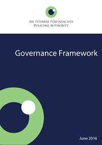 Policing Authority Governance Framework