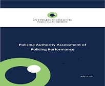 Policing Authority Assessment of Policing Performance July 2019