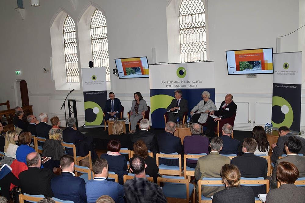 Garda Síochána Cultural Audit Discussion