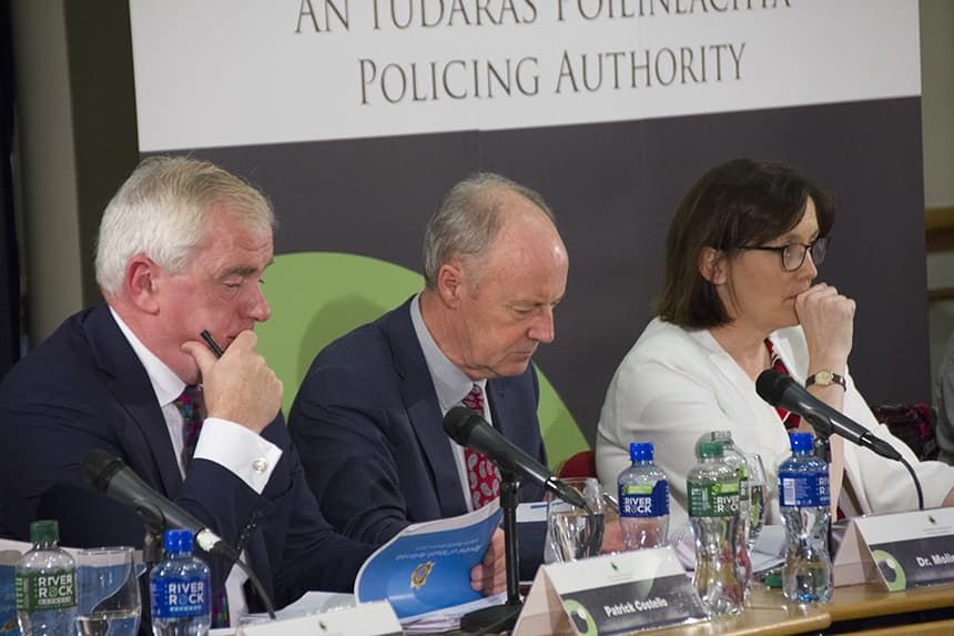 Policing Authority Meeting