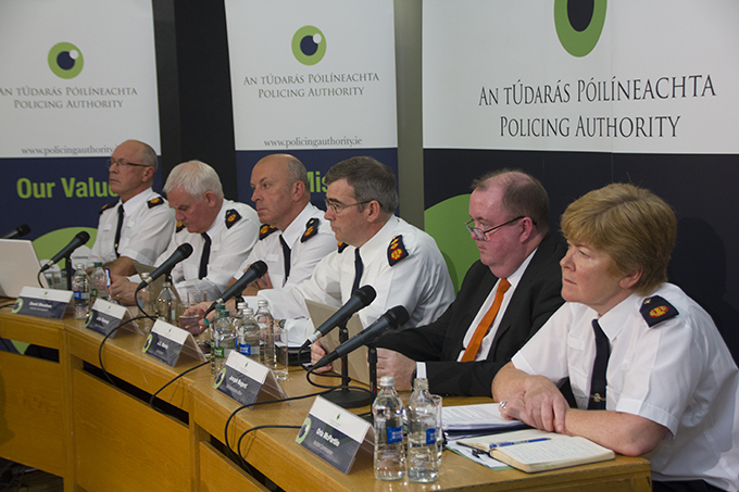 Policing Authority Meeting September 2019