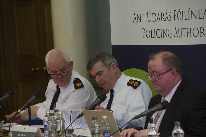 Policing Authority Meeting February 2020